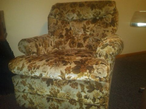 Ugly Recliner Contest Brought To You By Ashley Furniture Homestore